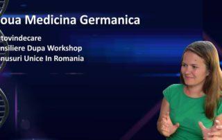 Noua Medicina Germanica, Galati