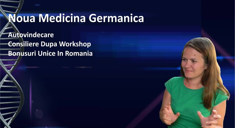 Noua Medicină Germanică – 8-9 octombrie, Galați