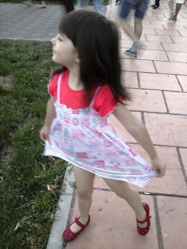 Irina danseaza