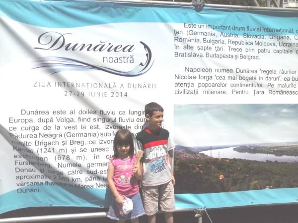 La Festivalul Dunării