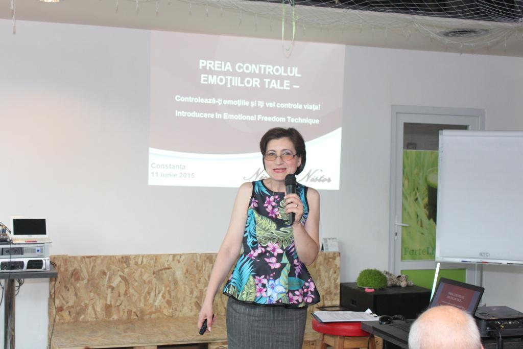 Seminarul Gratuit Preia Controlul Emotiilor Tale