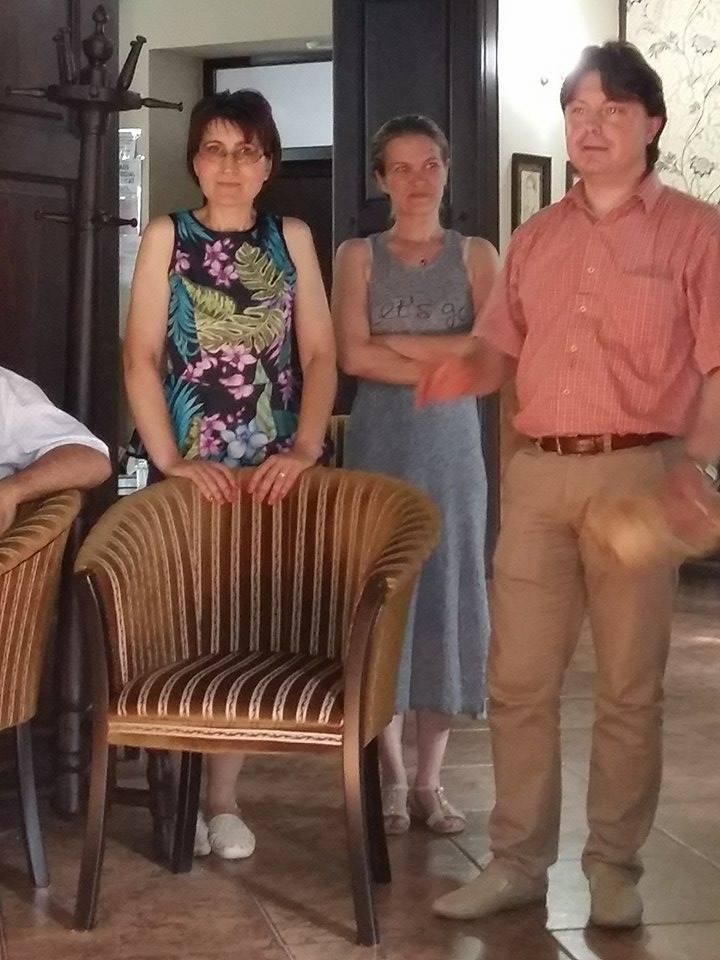 Nicoleta Nistor, Mihaela Alexandru, Adrian Serban
