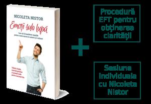 Pachet VIP Emotii sub lupa - Nicoleta Nistor